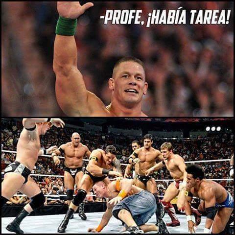 Profe Habia Tarea - meme