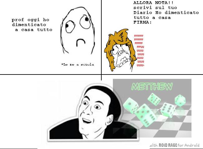 Preso da una storia vera - meme