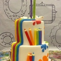 Gravity cake - 2