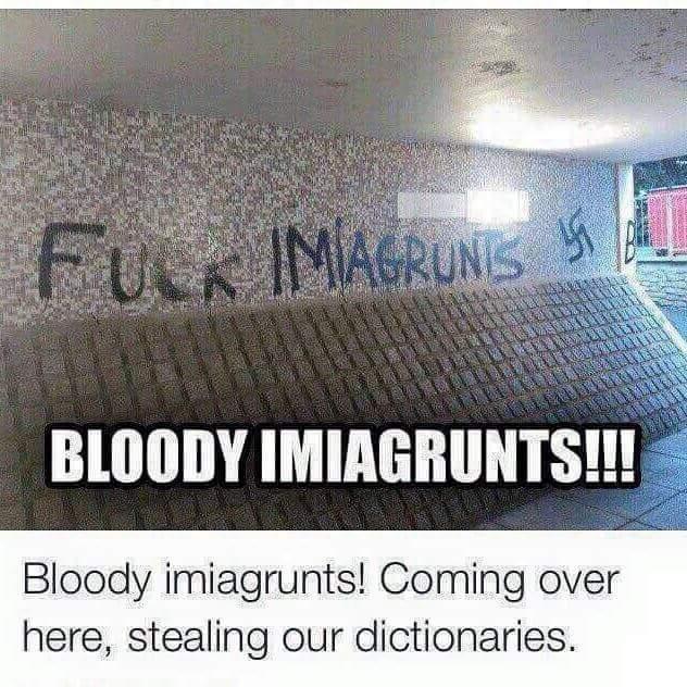 Grammar and spelling is important, kids - meme