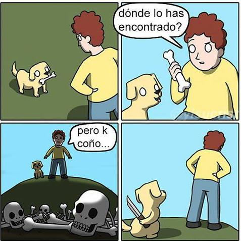 Perro asesino - meme