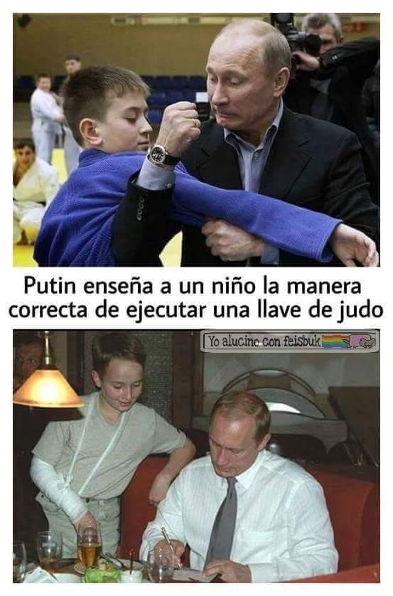 Putin plis - meme