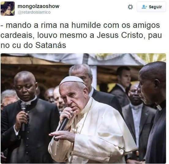 MC francisco - meme