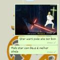 Fto do star wars pega daqui mesmo