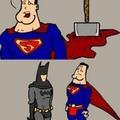 superheroes stuff... but still a marvel DC crossover???!!