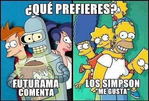 Los Simpsons :) - meme
