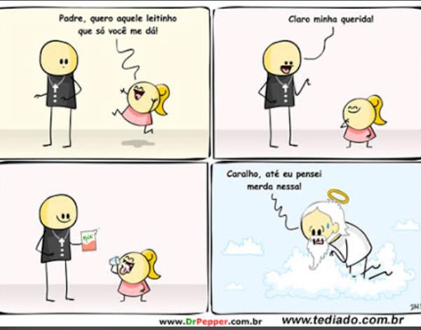 Eita porLEITE! - meme