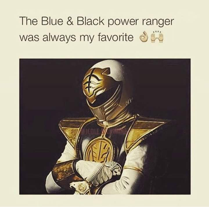 Go go power rangers - meme