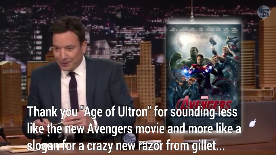 Age of Ultron... - meme