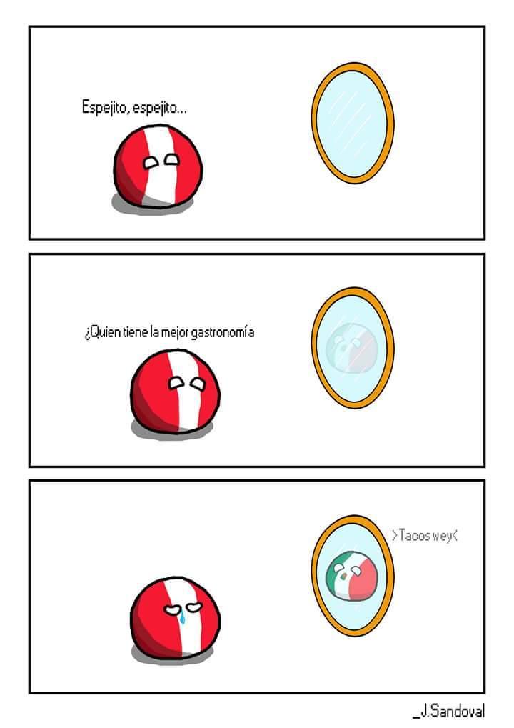Es que el Guacamole Perú... - meme