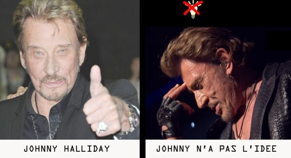 johnny a l'idee x) - meme