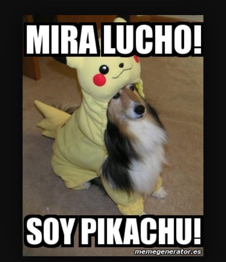 Lucho wn:) - meme