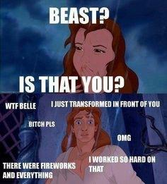 Really Belle - meme