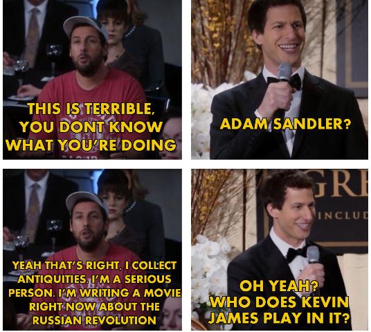 Don't forget Rob Schneider - meme