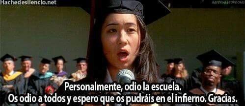 yo cuando me gradue - meme