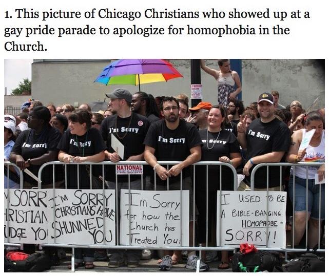 not every christian is a jerk - meme