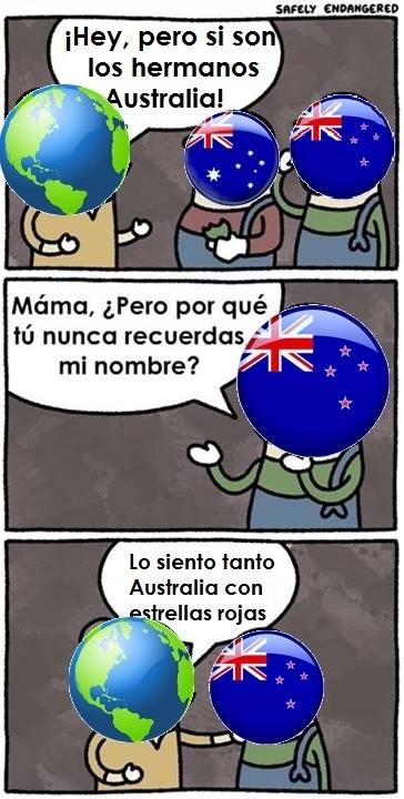 Mario y luigi versión países - meme