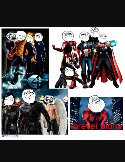 Spider-lone - meme