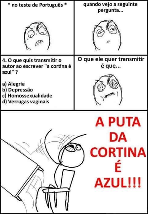 portugueses entenderam - meme