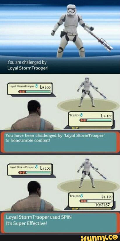 A wild TR-8R appeared! - meme
