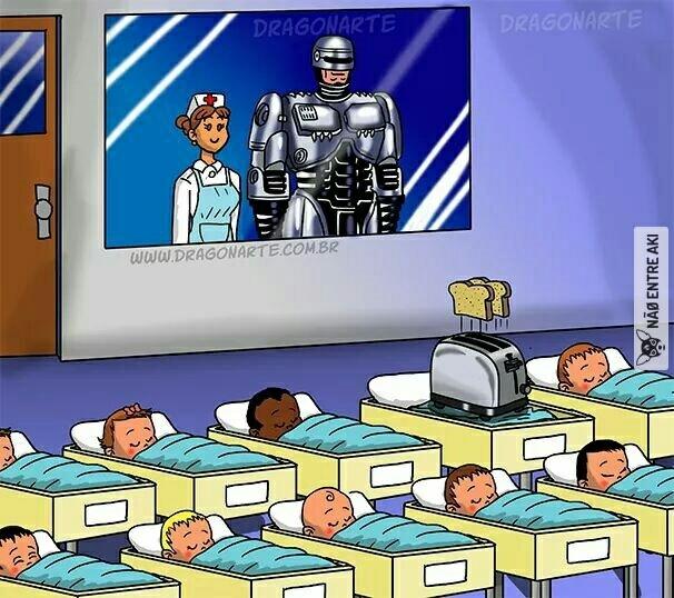Robocop - meme