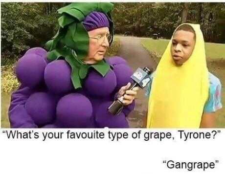 grapes - meme