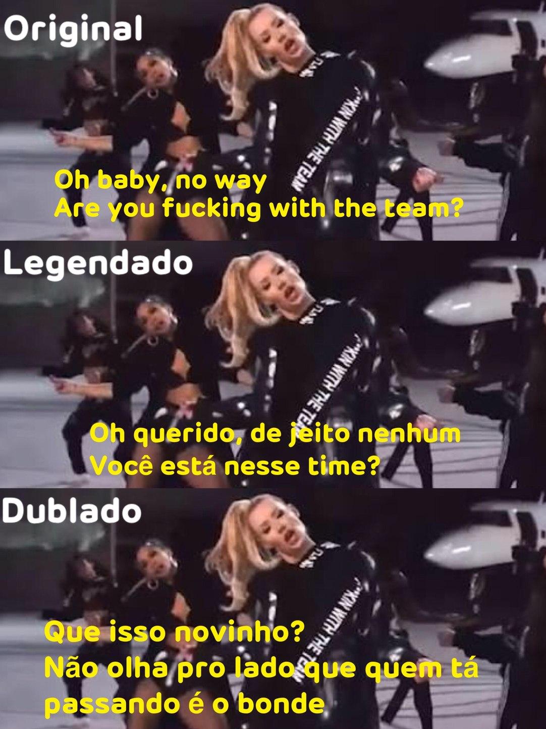 Traduções :v - meme