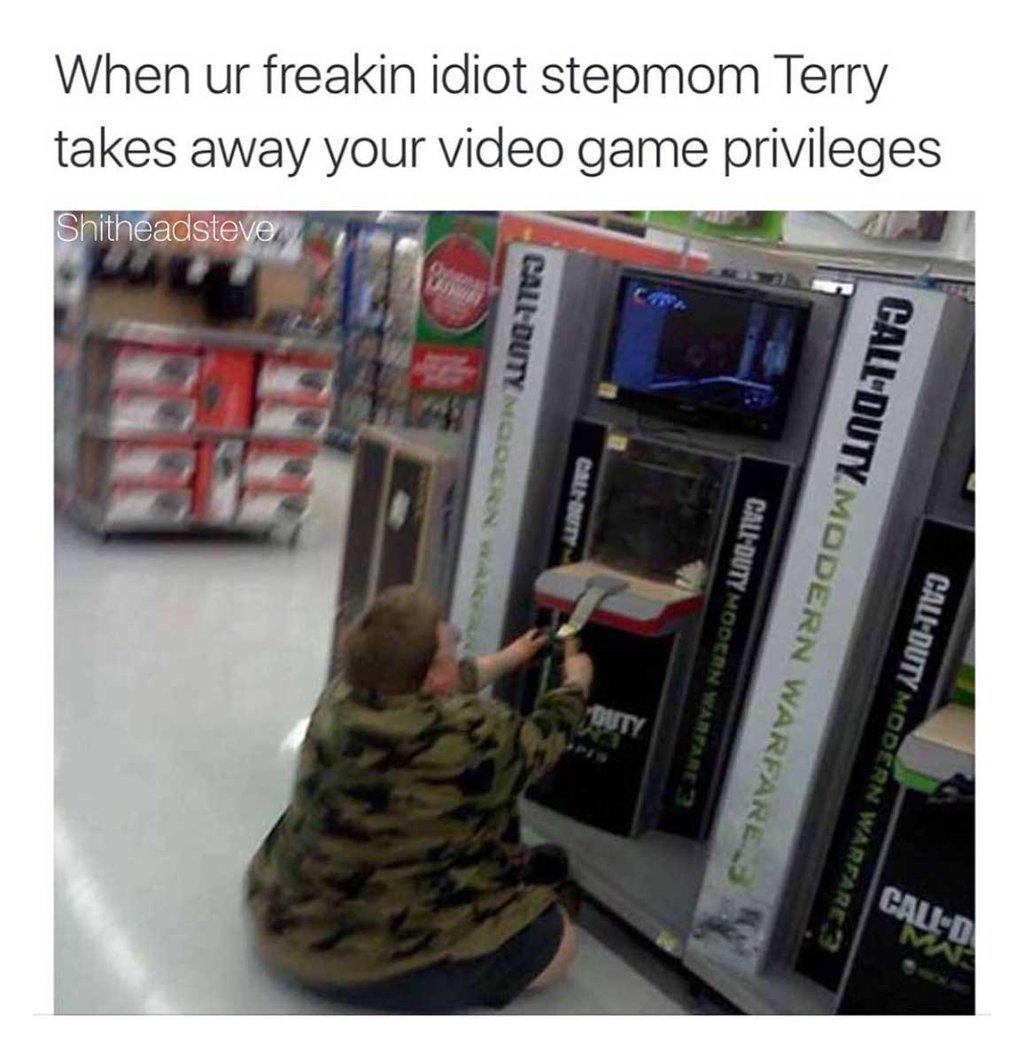 Oh Terry - meme