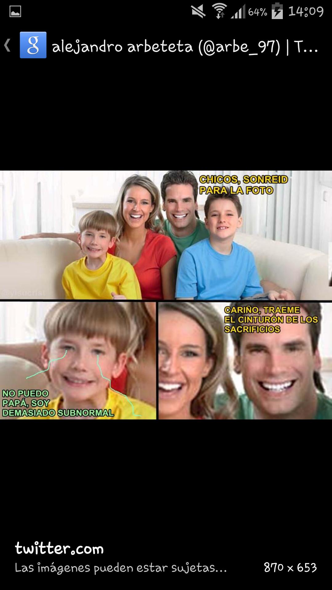 Jajaja el cinturon de los sacrificios - meme