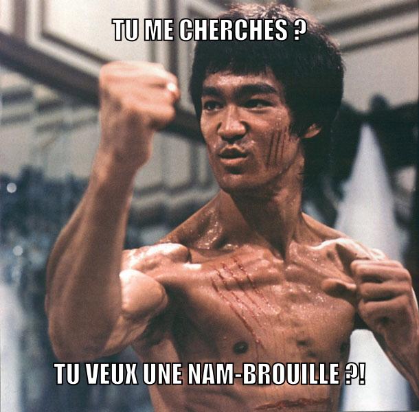 Nam-brouille - meme
