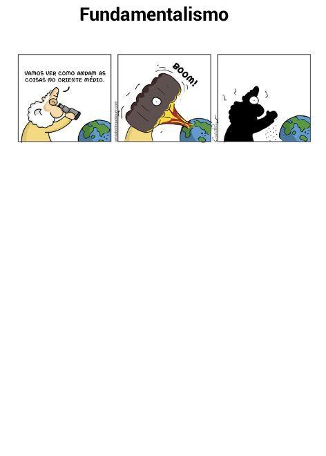 fundamemtalismo 1 - meme