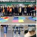 Clamorosa retata all'Expo di Milano