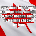 I love being Canadian