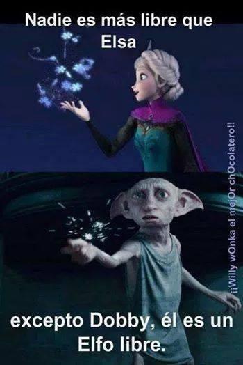 Ese Dobby - meme