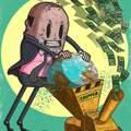 Los politicos explotando al mundo