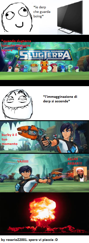 Spero vi piaccia :) - meme