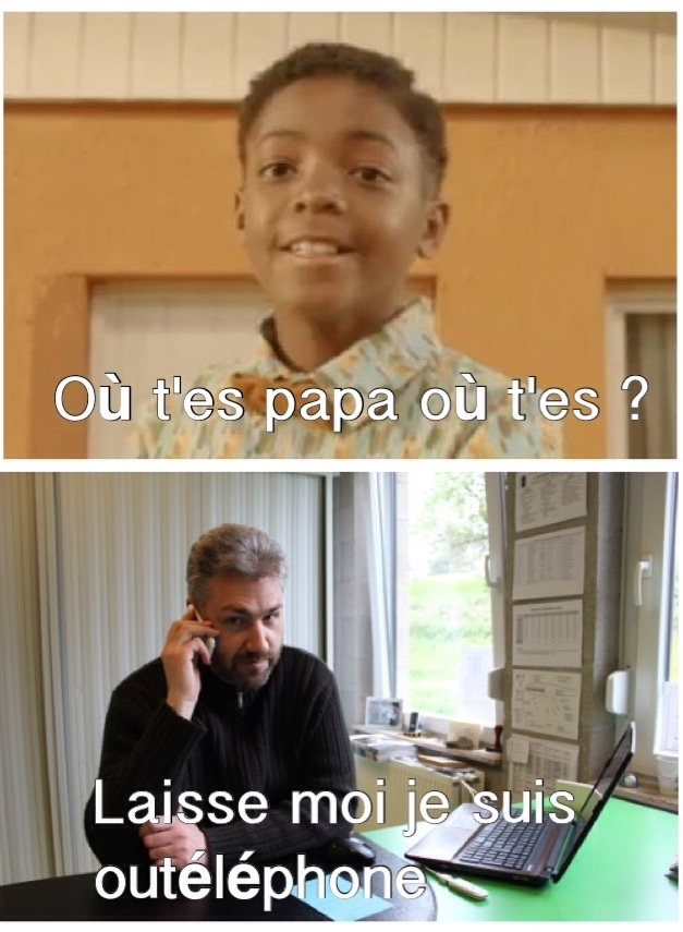 Attention blague pourrie ! - meme