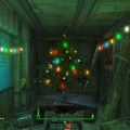 Fallout 4 wishing us a Merry Christmas