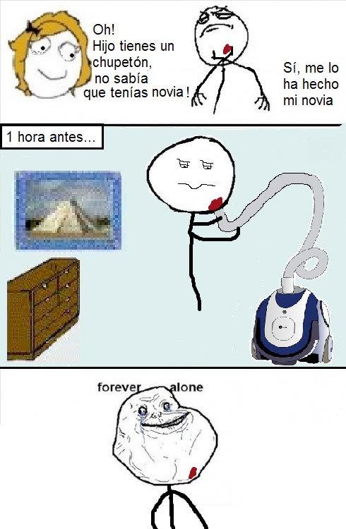 ForeverAlone - meme