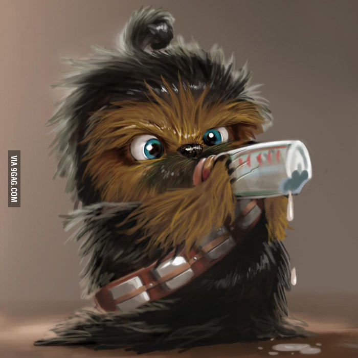 *0* baby chewbacca wallpaper *0* - meme