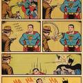 Super homem é um cuzão