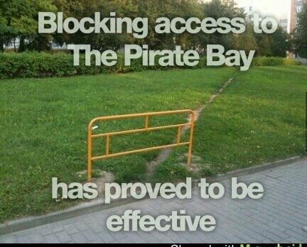 Pirates are badass - meme