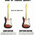 guitar v guitar