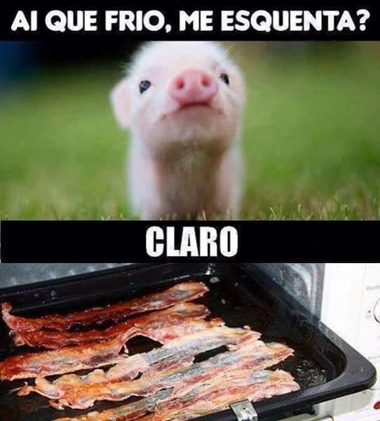 Bacon <3 - meme