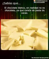 Chocolate blanco - meme