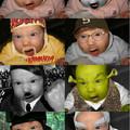 Al bebe le gusta el cosplay