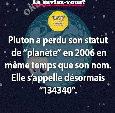 On l'appelait Pluton pourri #wtc - meme