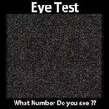 Eyes what number you watching
