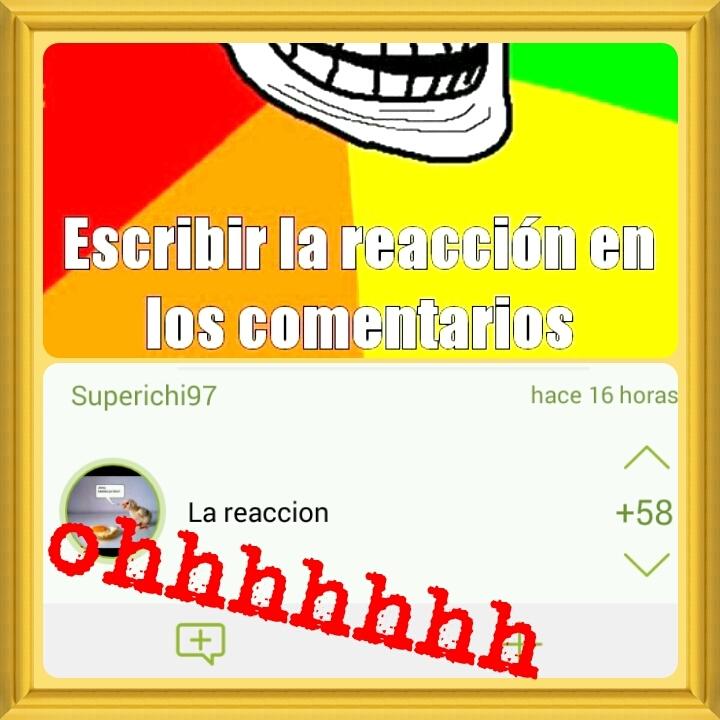 Ohhhh - meme