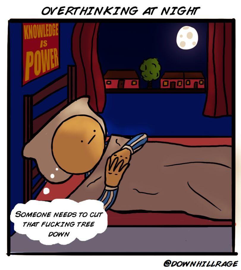 that's me every night - meme
